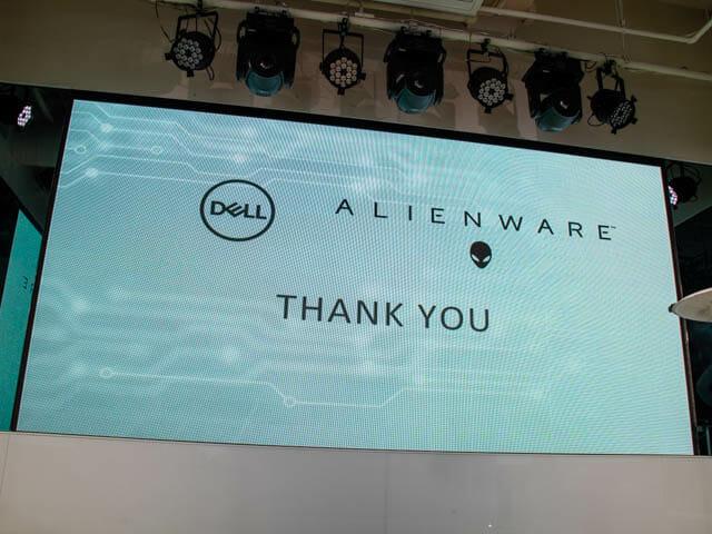 DELL新製品発表会201804 THANKYOU