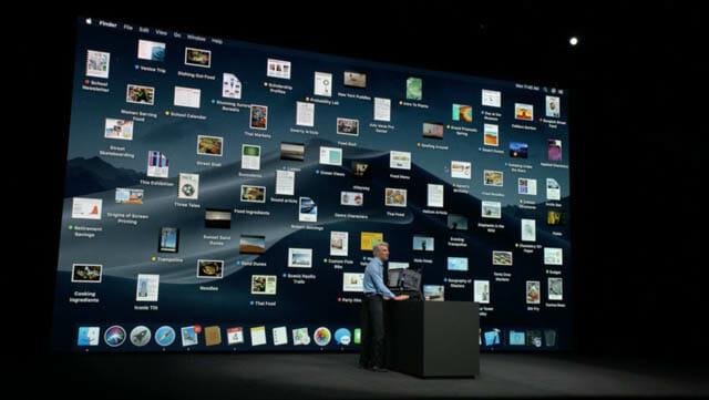 WWDC18 macOSデスクトップ