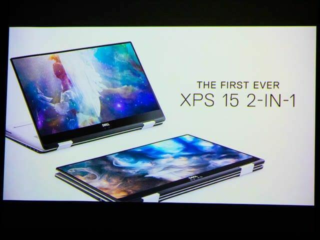 DELL アンバサダー座談会でサプライズ発表XPS 15 2-in-1が日本上陸