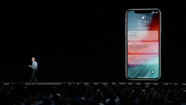 WWDC18 iOS通知グループ化