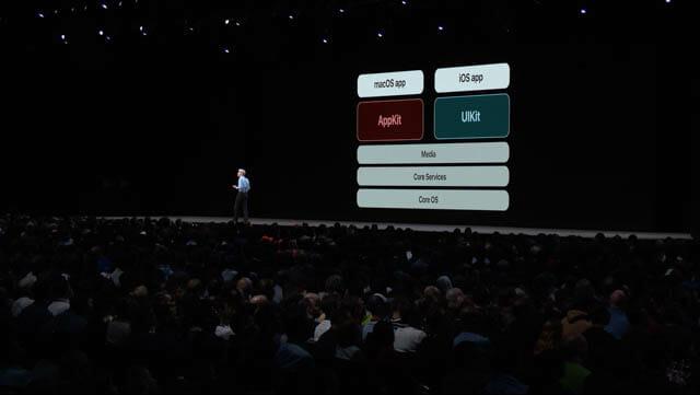 WWDC18 macOSiOS構成