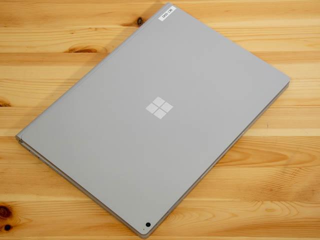 SurfaceBook2 15inch 本体