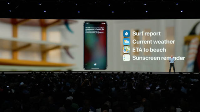 WWDC18 iOSショートカット
