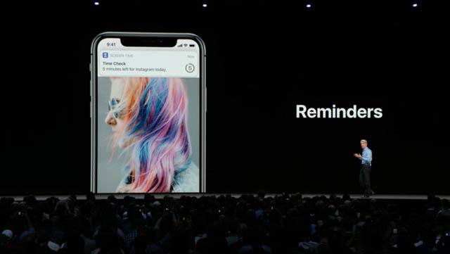 WWDC18 iOS制限