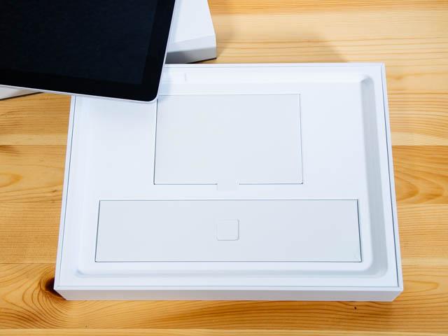 SurfaceGo 付属品箱