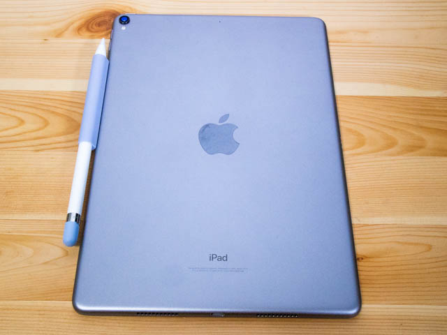 ApplePencilグリップ iPad固定 プレート無し