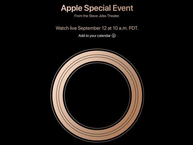 2018年9月Appleスペシャルイベント 僕は新型iPhone買い替えません!