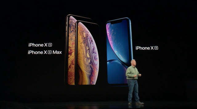 AppleSpecialEvent201809 iPhone新型
