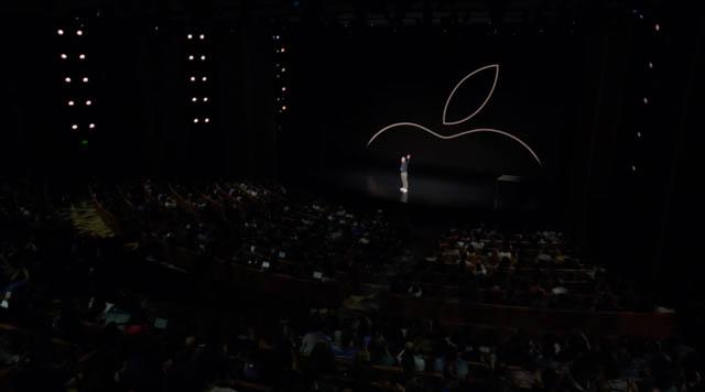 AppleSpecialEvent201809 終了