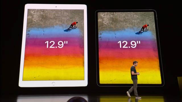 AppleSpecialEvent201810 iPadPro12 9インチ