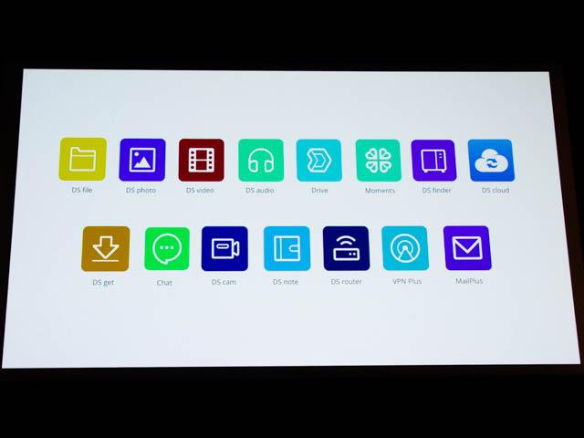 Synology2019Tokyo モバイルアプリ