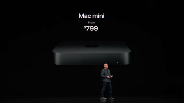 AppleSpecialEvent201810 Macmini 価格