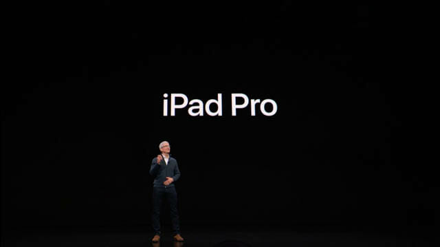 AppleSpecialEvent201810 iPadPro