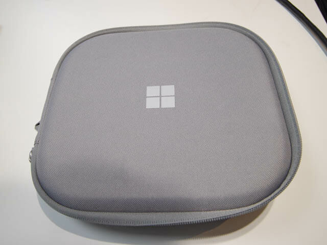 Microsoft Japan Surface Event SurfaceHeadphonesケース