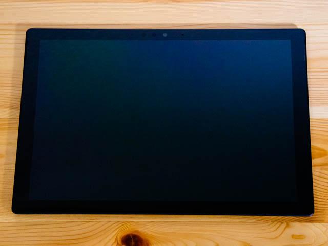 SurfacePro6 本体 表面
