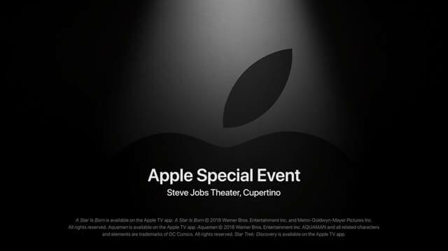 2019年3月Appleスペシャルイベント 5つの新サービス まとめ