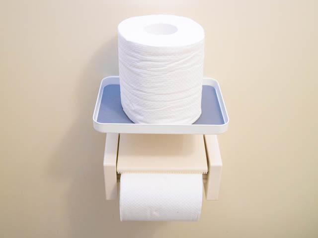 トイレ小物置き トイレットペーパー