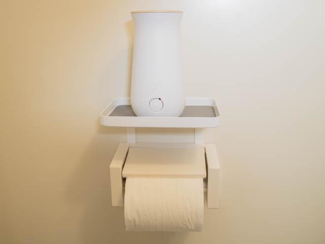 トイレ小物置き 芳香剤