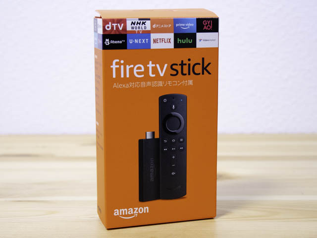 動画再生端末「Fire TV Stick」の使い道は動画再生する以外にもある