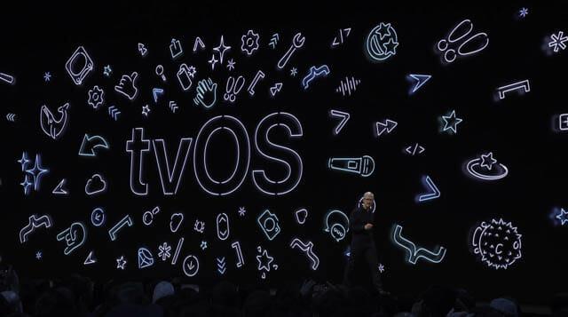 WWDC19 tvOS