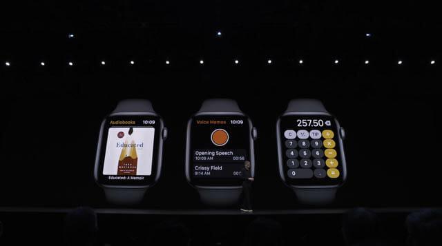 WWDC19 watchOS-App