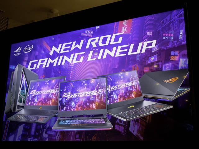 ASUSの2019年 最新ゲーミングPC製品ROGを体験できるイベントに行ってきた
