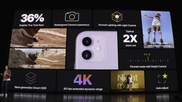 ASUS-ZenBookProDuo iPhone11カメラ機能