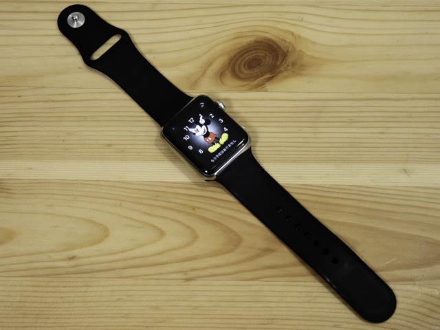 AppleWatch初代4年使用感 全体