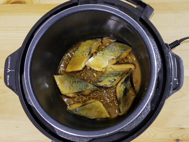 ショップジャパン-クッキングプロ サバの味噌煮-煮込み
