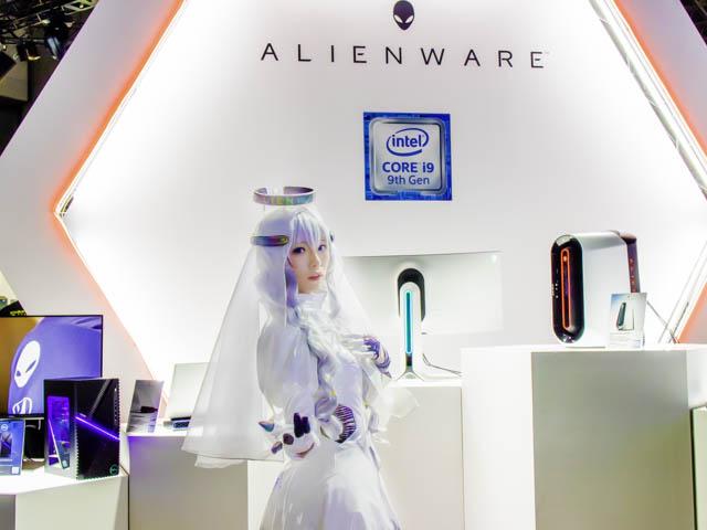 東京ゲームショウ2019で見たDELLの新しいALIENWARE
