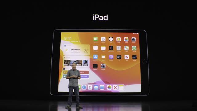 AppleEvent201909 iPad(第7世代)