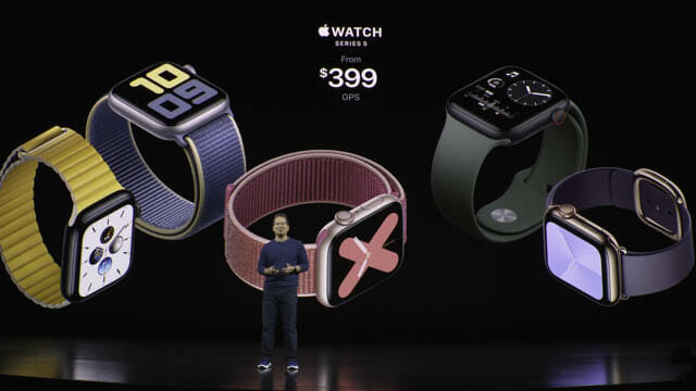 AppleEvent201909 AppleWatch5