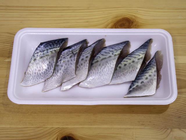 ショップジャパン-クッキングプロ サバの味噌煮-材料