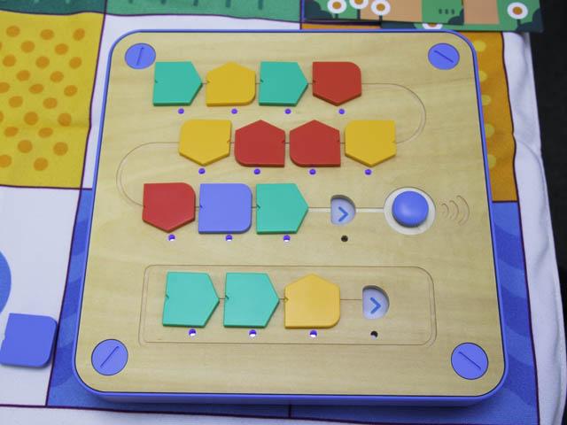 知育玩具キュベット ボード