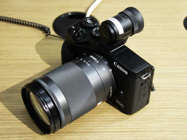 EOS-M6-Mark-II 斜め