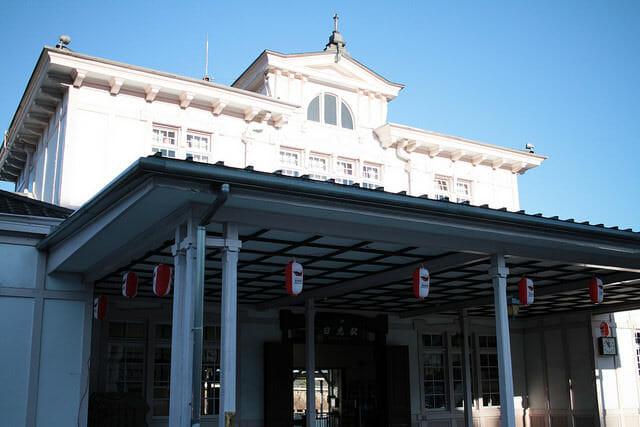 16日光駅