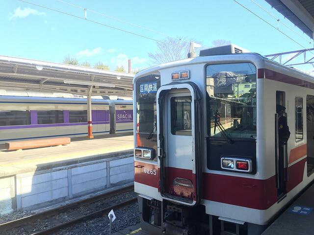 2東武スカイツリーライン快速