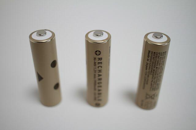 Danboard Batteriery Contents