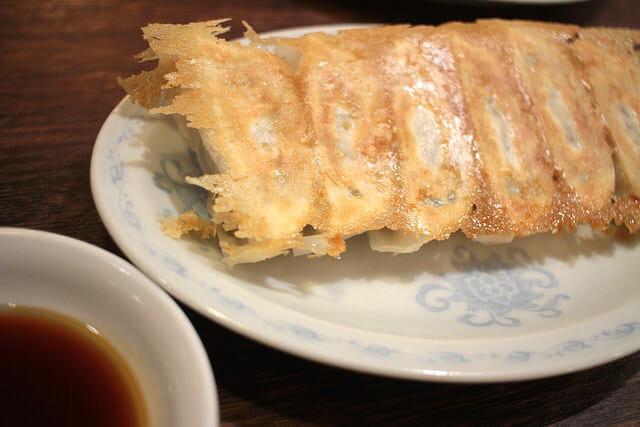 24典満餃子焼き