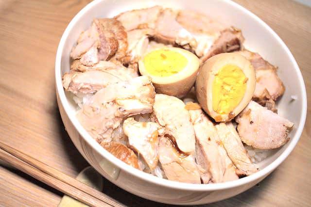 23焼豚丼