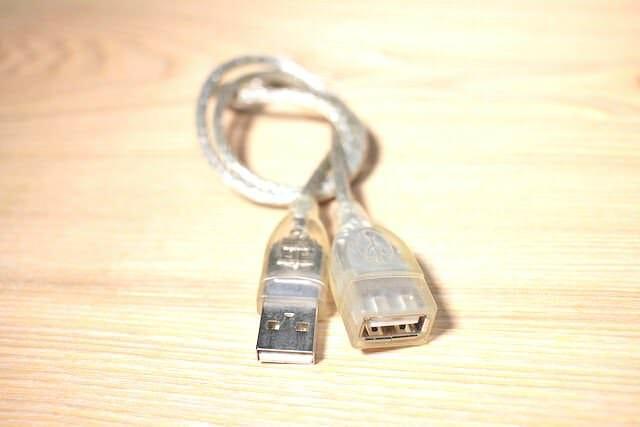 6延長ケーブル USB2 0