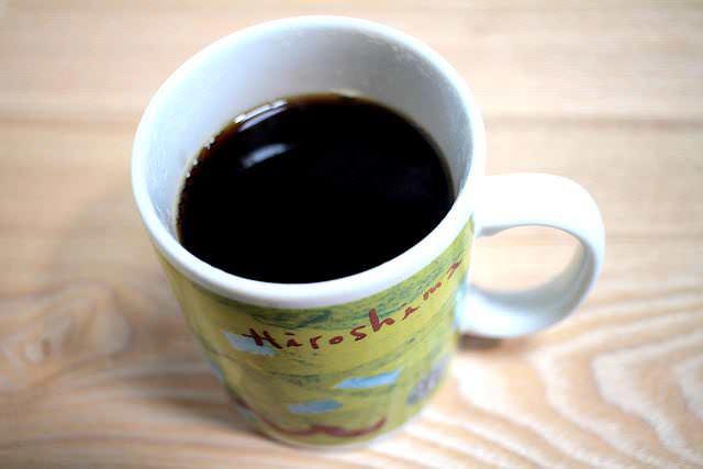 14コーヒー完成