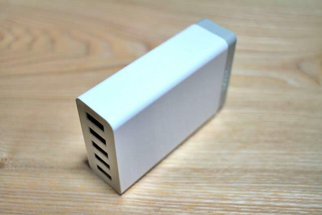 5 USB急速充電器