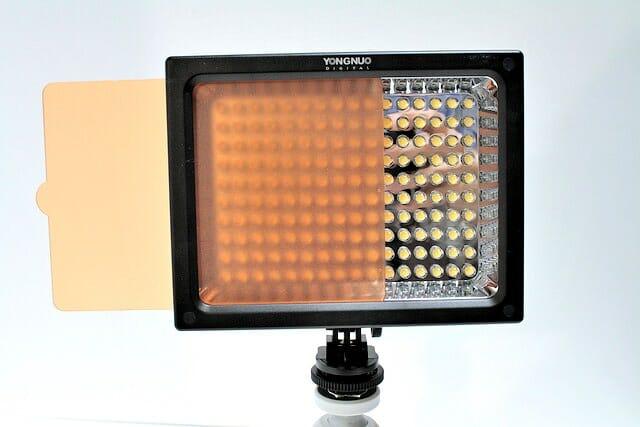 9 ライトオレンジフィルター