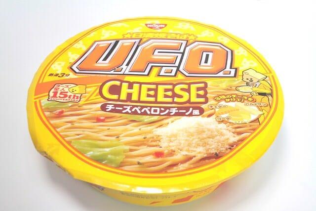 8チーズぺペロンチーノ風パッケージ