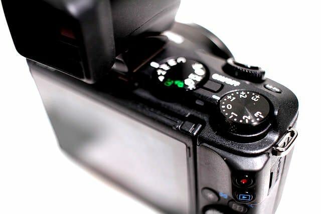 EOS M3 露出補正ボタン