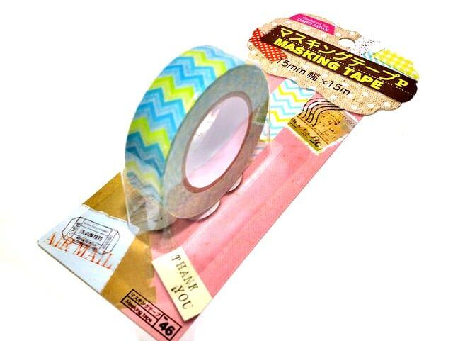 マスキングテープ パッケージ