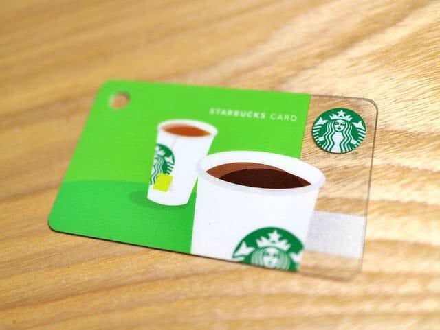 Starbuck Card