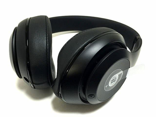 Beats Studio ワイヤレス オーバーイヤーヘッドフォン 本体