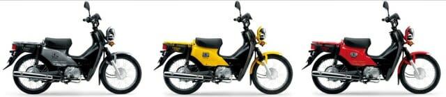 クロスカブ110 EBJ JA10